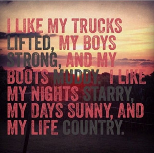 Country Boy Quotes For Girls Country Boy Quotes About Life