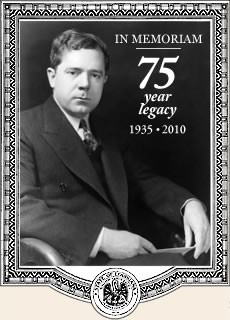 September 10, 2010 , marked the 75th anniversary of Huey Long's death.