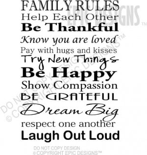 ... Big respect one another Laugh Out Loud vinyl wall quotes art sayings