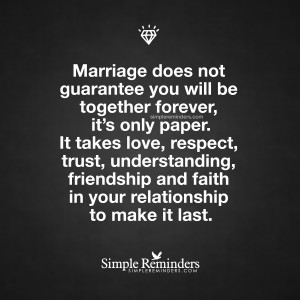 mutual understanding relationship love and marriage