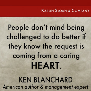 Ken Blanchard - leadership qutoes