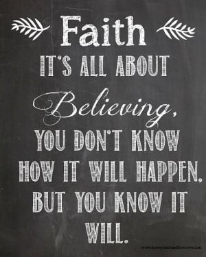 Home › Quotes › Instant Download-Faith & Belief Motivating Quote ...