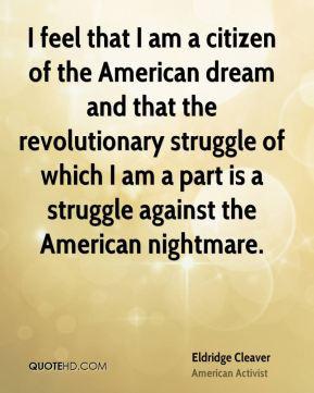 Eldridge Cleaver American Activist