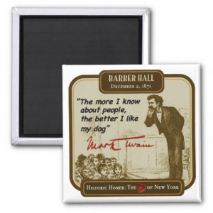 mark_twain_in_historic_homer_ny_dog_quote_magnet ...