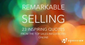 Sales quotes best...