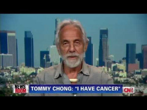 """Tommy Chong: """"Prison Gave Me Cancer, Treating with Hemp Oil"""""""