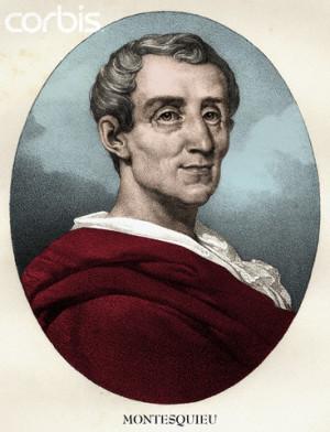 Baron de Montesquieu, fully Charles-Louis de Secondat, Baron de La ...