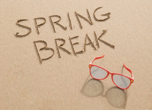 Spring Break Party 2015: It's time to unwind!