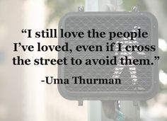 ... Uma Thurman black heart, avoidance quotes, uma thurman, better, true