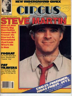 ... Lou Gramm FOREIGNER Underground Comix PAT TRAVERS November 13, 1979 C