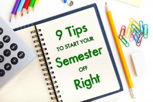New Semester Tips For Adult