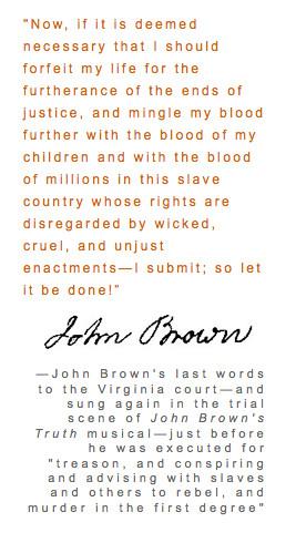 John Brown Slavery Quotes