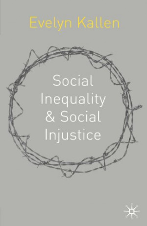 Social Injustice Art Cover art · social inequality
