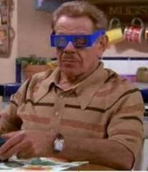 Arthur Spooner(Jerry Stiller) from The King Of Queens