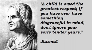 Juvenal quotes 1