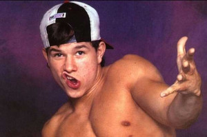 Mark Wahlberg Making This Face