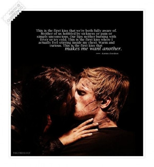 The hunger games quote