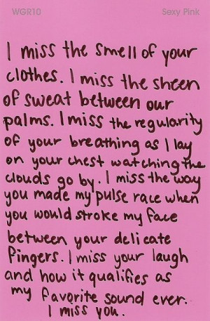 miss you quote #deployment #milso