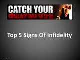 your cheating wife Learn to spot the signs of infidelity Cheating ...