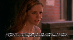 buffy, recovery, quote