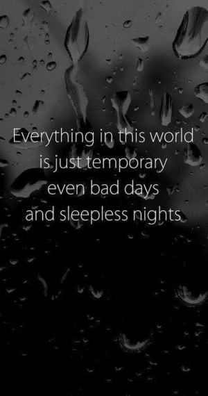 Inspiring words, quotes, sayings, famous, temporary