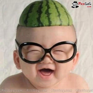 ... and watermelon baby watermelon cute baby laughing quotes funny baby