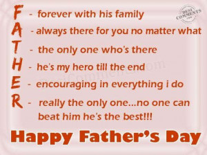 Fathers Day Quotes Happy Fathers Day Quotes For Facebook Fathers Day ...