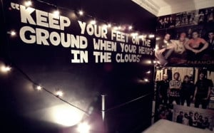 ... time low, brick by boring brick, lights, paramore, photography, quote
