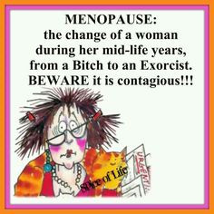 MENOPAUSE More