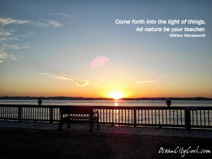 ... forth _ William Wordsworth | Inspirational Quotes Ocean City Maryland