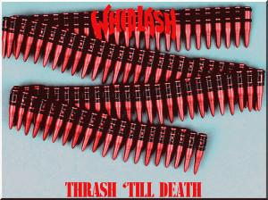 whiplashcanadian thrash metal old school thrash till death Image