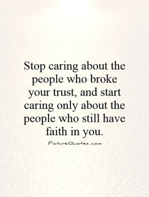 stop caring quotes you stop caring you re jaded you