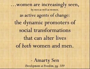 Women Empowerment Quotes HD Wallpaper 8