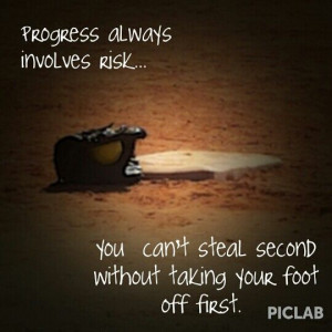 Softball quotes - Love this picture that i took of my daughter's glove ...