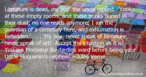 Top Quotes About Uncle And Nephew