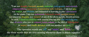 Quotes About Love And Marriage Equality #1