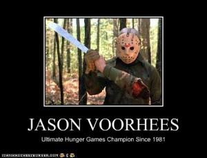 Jason Voorhees Funny Memes