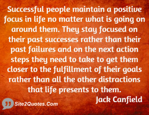 Life Quotes - Jack Canfield