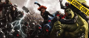 Marvel releases first 'Avengers: Age of Ultron' footage at Comic ...