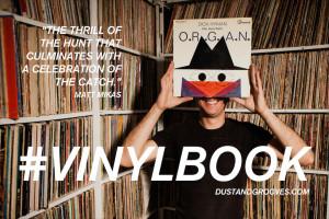 vinylbook , Matt Mikas , vinyl quotes