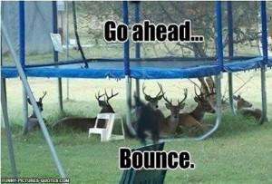 Funny Trampoline