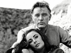 Furious Love: Richard Burton and Elizabeth Taylor during the filming ...