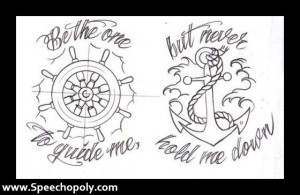 Anchor Tattoo Quotes 010