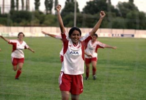 Parminder Nagra in Fox Searchlight's Bend It Like Beckham - 2003