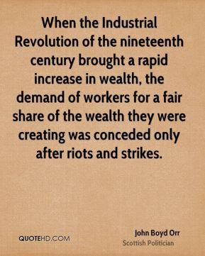 Industrial Revolution Quotes