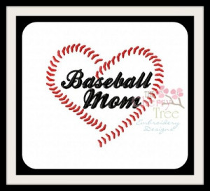 Baseball Mom Sayings Baseball mom