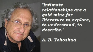 yehoshua famous quotes 2