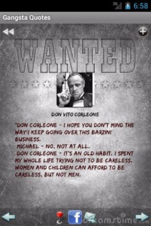 famous gangster movie quotes