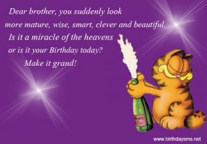 Birthday Wishes For Brother In Law Quotes - Quotepaty.com