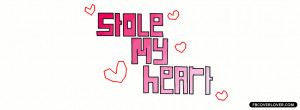 Click below to upload this He Stole My Heart Cover!